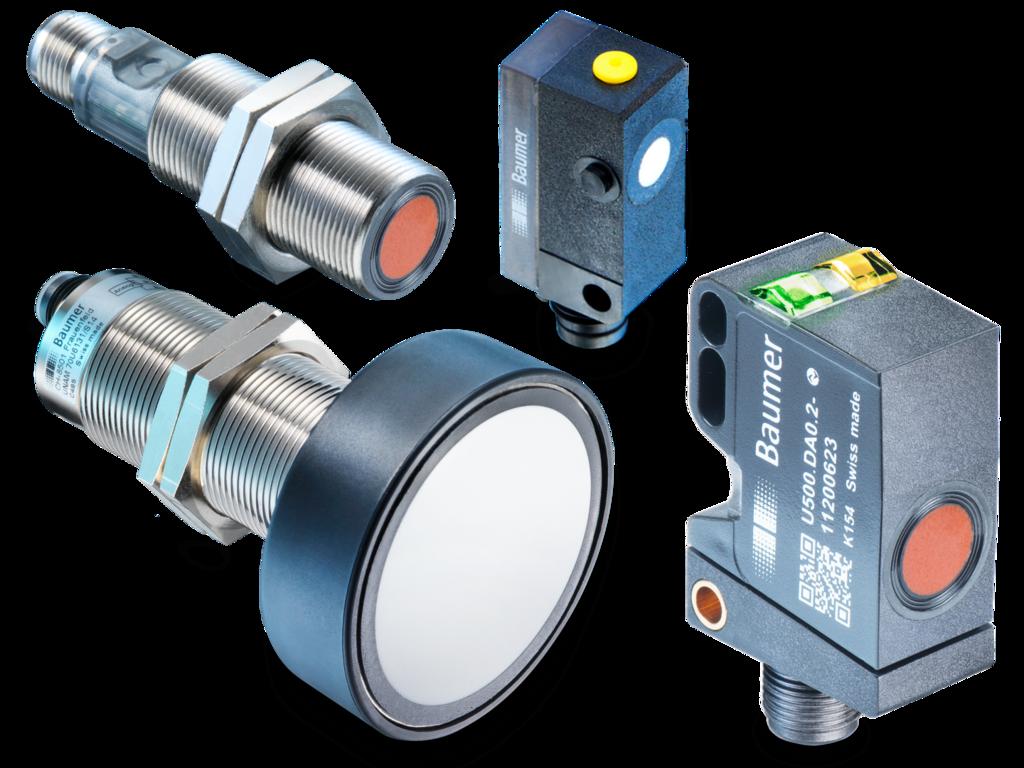 Baumer Distance Sensors